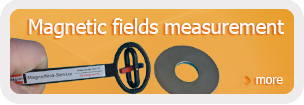 Magnetic fields measurement